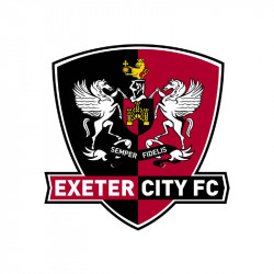 Exeter City FC Fan Visual