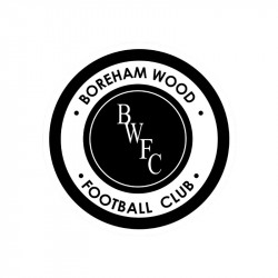 Boreham Wood FC Fan Visual