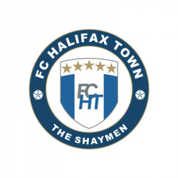 FC Halifax Town Fan Visual