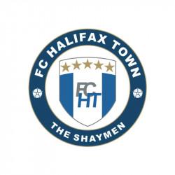 FC Halifax Town Fan Visual