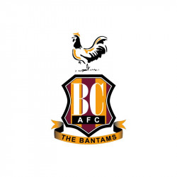 Bradford City AFC Fan Visual