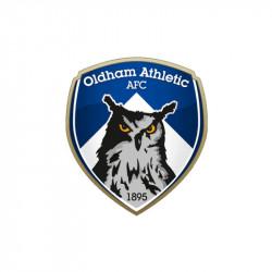 Oldham Athletic AFC Fan Visual
